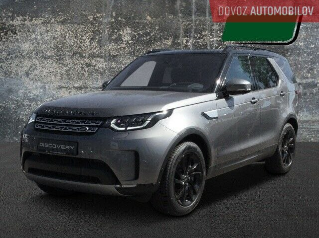 Land Rover Discovery HSE 3.0 SDV6, 225kW, A8, 5d.