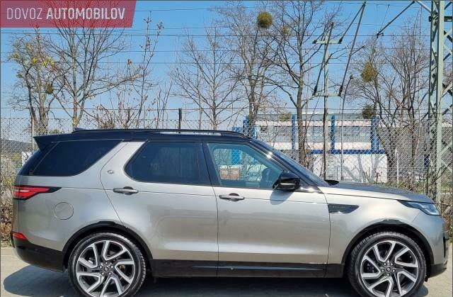 Land Rover Discovery 3.0 SD6 HSE, 225kW, A8, 5d.
